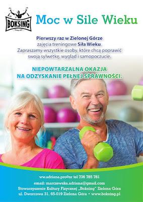 Postanowienia noworoczne, sport, senior, Zielona Góra, aktywność fizyczna, zajęcia dla osób starszych, treningi, fitness, fit, zdrowy styl życia, zdrowy tryb życia, zdrowie, sport mi nie straszny