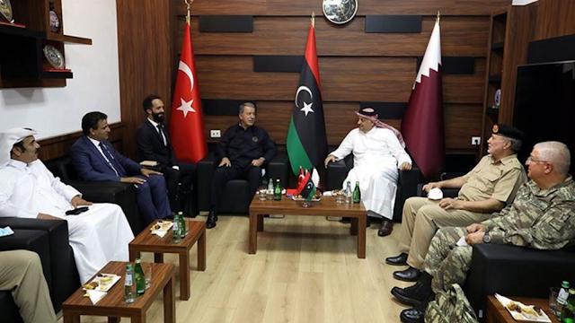 Στη Λιβύη ο Τούρκος υπουργός Άμυνας