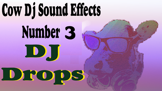 Cow Dj Sound Effect new 2021number 3 Download