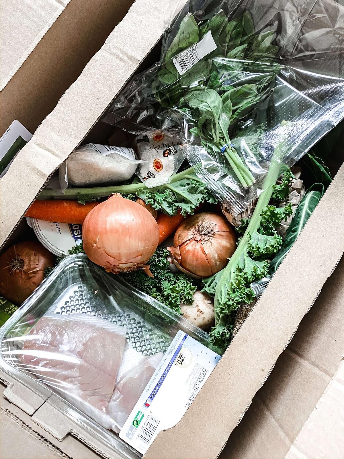 Livraisons Légumes domicile