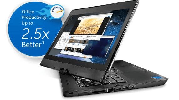 Laptop Terbaik Untuk Mahasiswa Prosesor Intel Core i3 5th generation