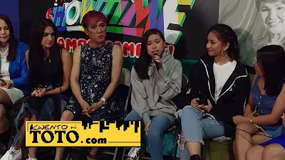 TNT Celebrity Champions - Hannah, Ynez, Ate Gay, Cha cha, Brenna and Lyka