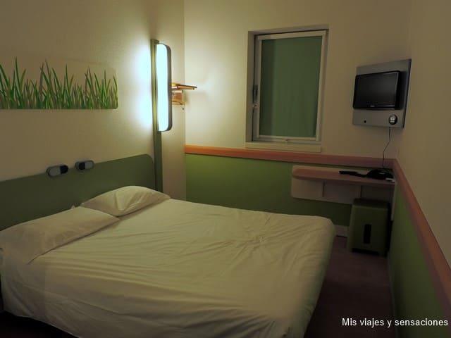 Habitación Hotel Ibis Budget Oporto Gaia