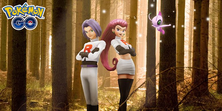 Pokémon GO Celebi Shiny