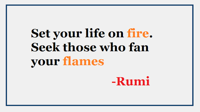 Top 70 Rumi Quotes - ( Best Quotes On Life Love and Soul)