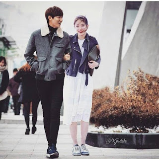 Lee Min Ho Beneran Jadi Pasangan yang Bisa Melengkapi Suzy Miss A ?? Cyee ..