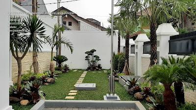 Jasa pembuatan taman rumah online surabaya jawa timur jasataman co id