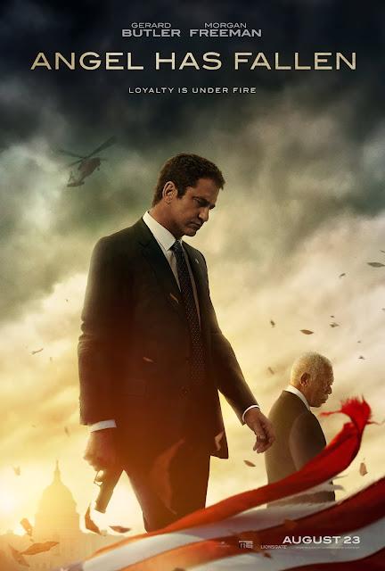 Sinopsis Sampai Jadwal Tayang Film Angel Has Fallen 2019 - Tentang Agen Rahasia yang Diburu