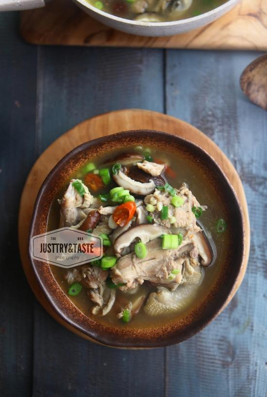 Resep Sup Jamur : resep, jamur, Resep, Kampung, Jamur, Taste