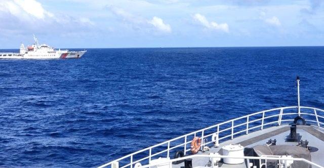 50 Lebih Kapal Nelayan China Kuasai Natuna, Dikawal Kapal Perang