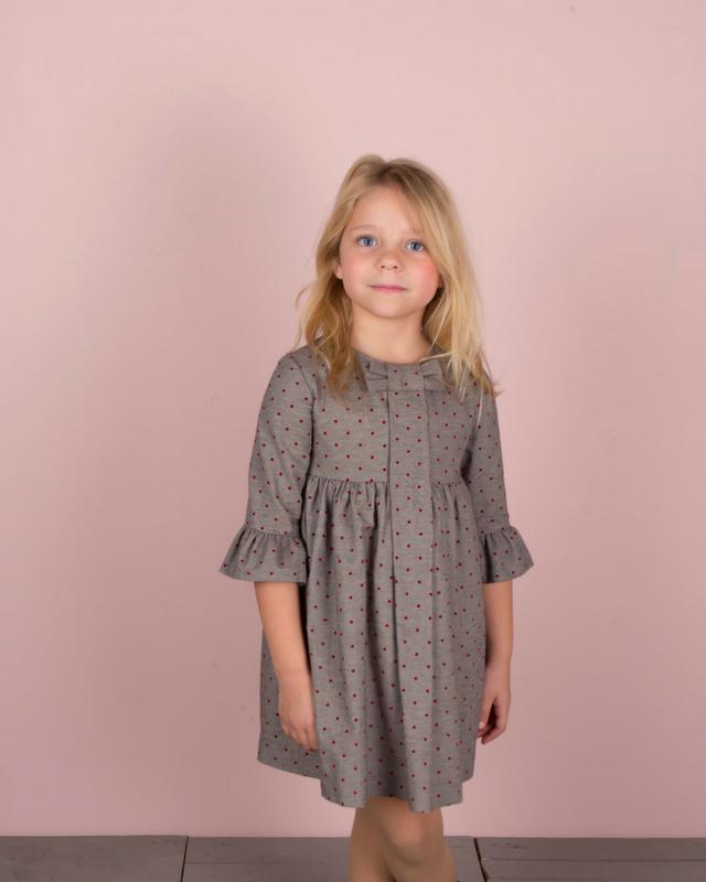 Blog de moda infantil:el sueño de teresa