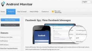 Android Monitor Facebook Hacking Tool
