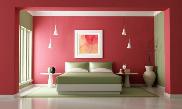 Los mejores colores para decorar un dormitorio