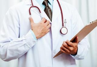 Dokter spesialis penyakit dalam gastroenterologi hepatologi