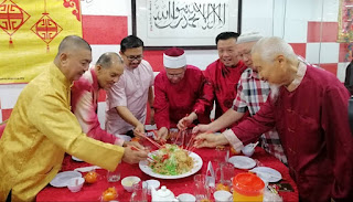 Ramai Cina Malaysia sukar terima Islam?