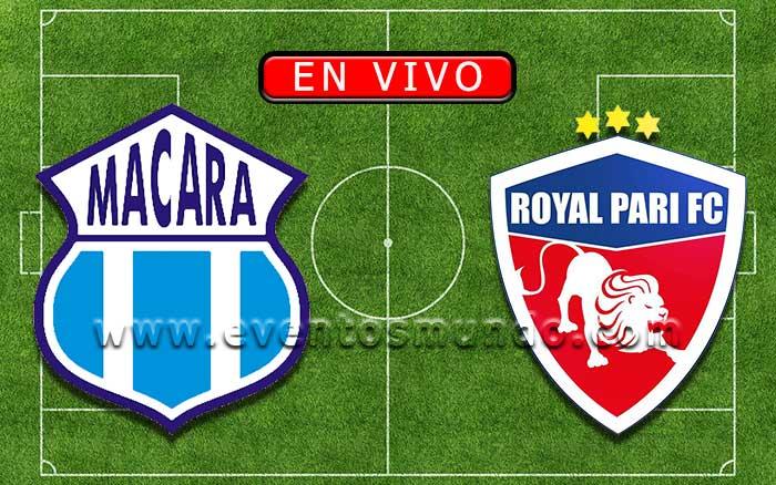 【En Vivo】Macará vs. Royal Pari - Copa Sudamericana 2019
