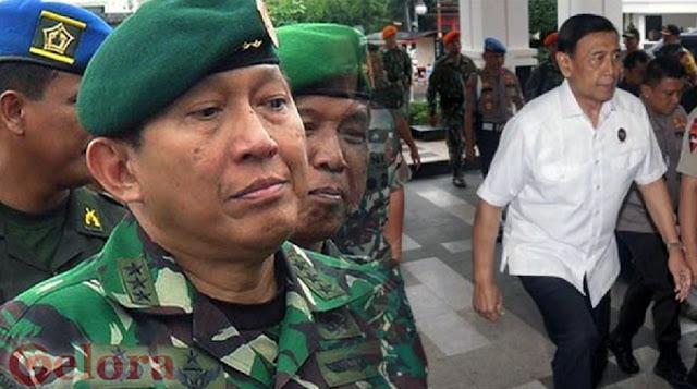 JS Prabowo Bandingkan Soenarko dengan Wiranto yang Kakinya Belum Pernah Kena Lumpur