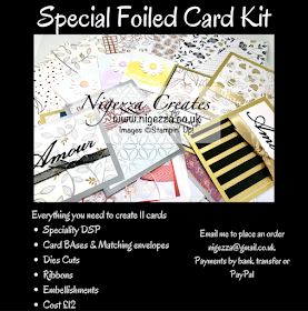Nigezza Creates with Stampin' Up! a card kit