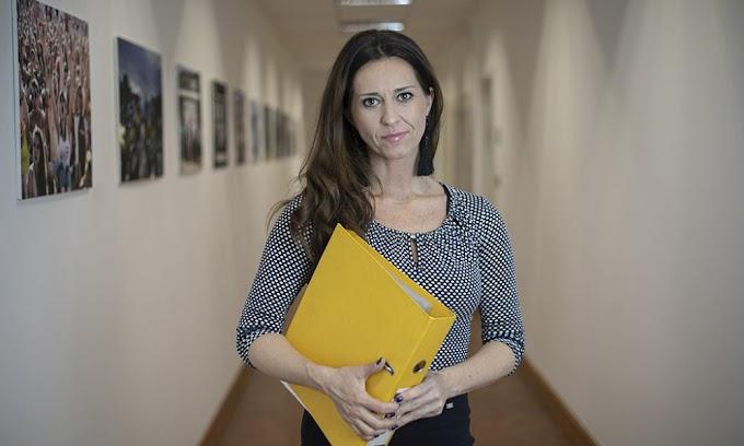 Örül a meglopott írónő, hogy a PestiSrácok sajtópert nyert az RTL Klubbal szemben