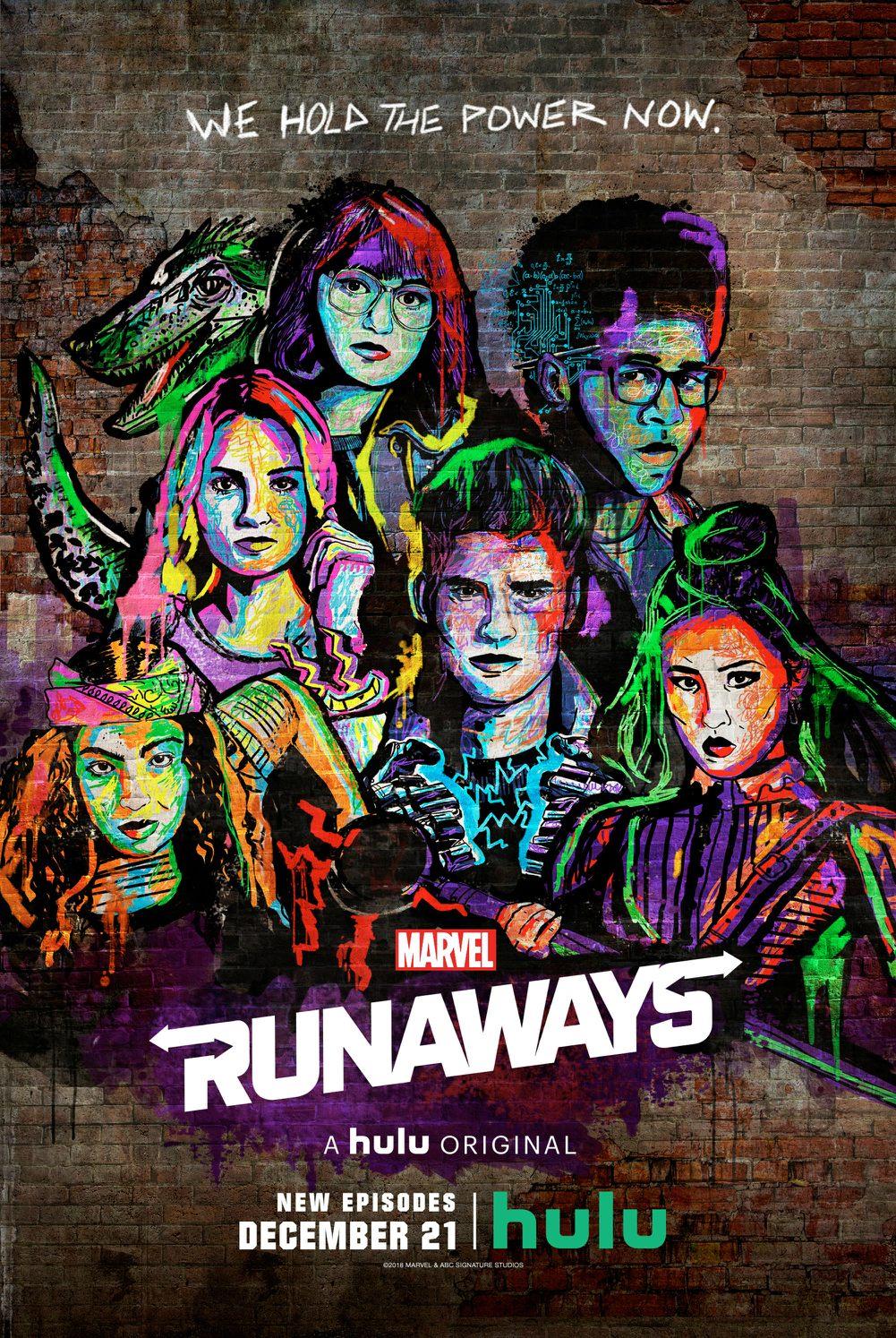 Runaways – Temporada 2