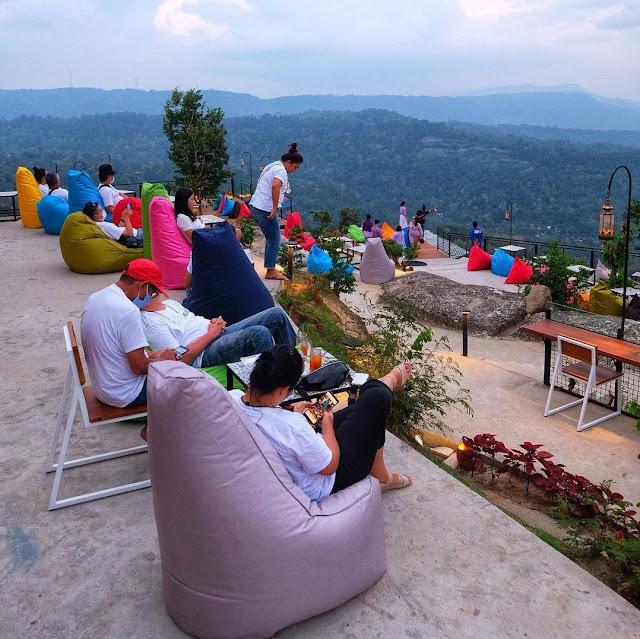 Obelix Hills Sunset View Sleman Yogyakarta