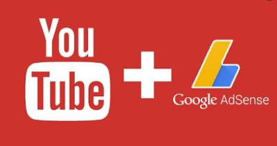 حسابات أدسنس وقنوات يوتيوب