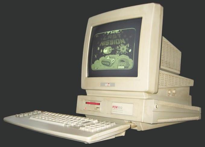 Amstrad PCW 9512