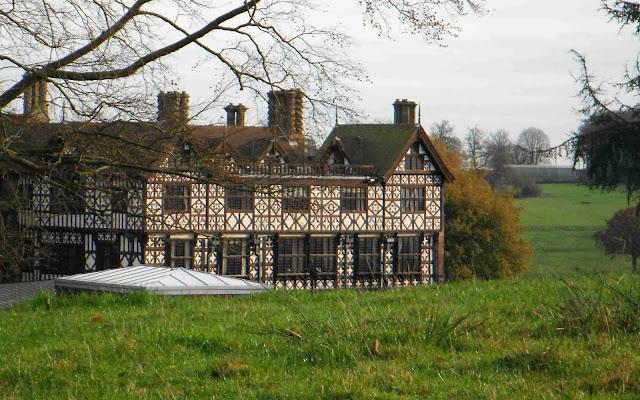 Broughton Hall, Staffordshire