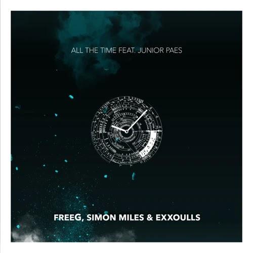 All the Time - FreeG  (feat. Simon Miles, Exxoulls, & Junior Paes)