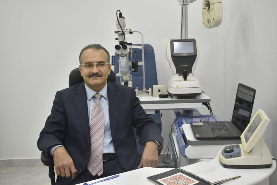 الطبيب أحمد الحسينى يتوصل لعملية جراحية لتصحيح الشطره الداخلية