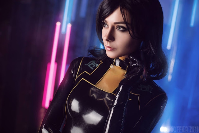 COSPLAY #2 : Alien Orihara : Miranda Lawson de Mass Effect 3