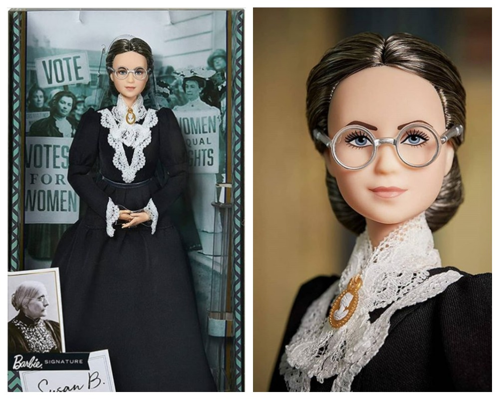 Susan B Anthony Barbie