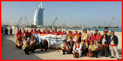 Biaya Umroh Plus Dubai 2020