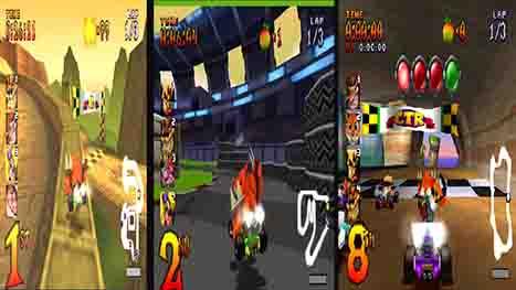 تحميل لعبة كراش - Crash Team Racing للكمبيوتر 2020