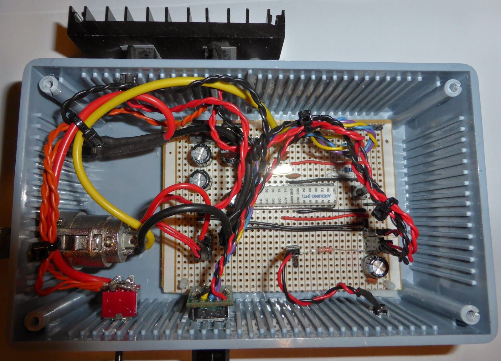 A tinkerers blog: Clarke milling machine - Lighting ring