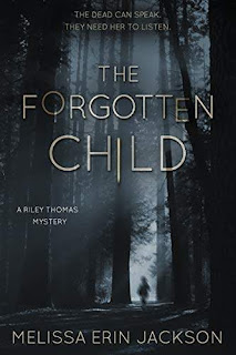 The Forgotten Child - a spooky paranormal mystery book promotion Melissa Erin Jackson