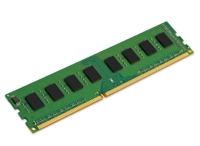 Memperbaiki Tegangan Pada RAM Berbeda