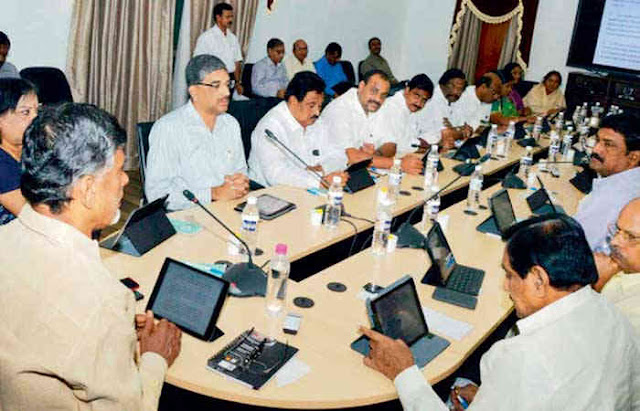 India's first paperless government meeting