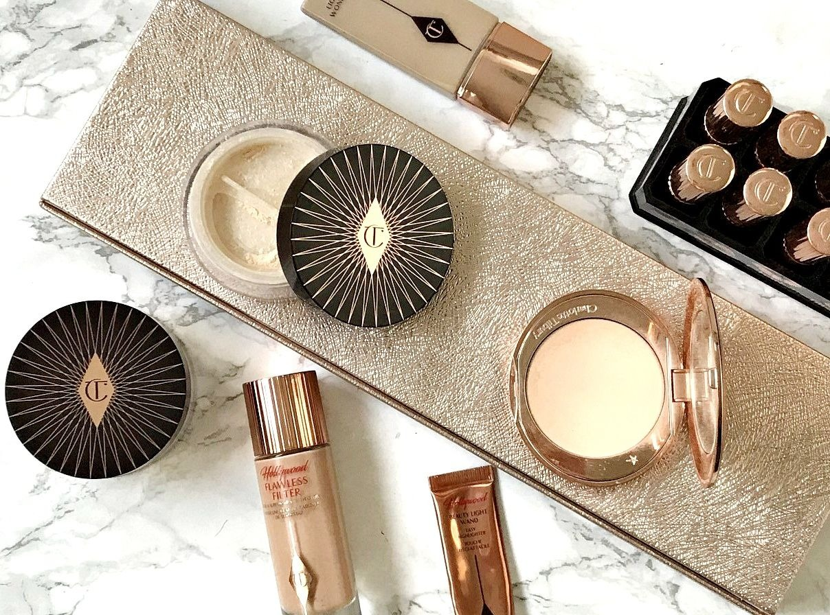 Charlotte Tilbury Airbrush Powder Vs Genius Magic Powder