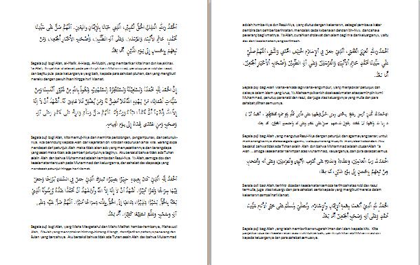 Mukadimah Khutbah
