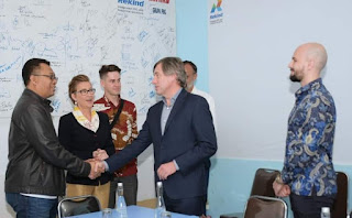 Gubernur Bersama Dubes Polandia Tinjau Progres PLN Sambelia