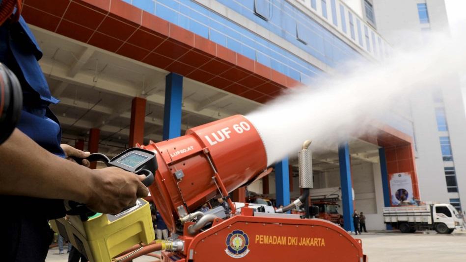 Begini Alasan Anak Buah Anies Tidak Gunakan Robot Pemadam Seharga Rp37,4 M Saat Kebakaran Gedung Kejagung