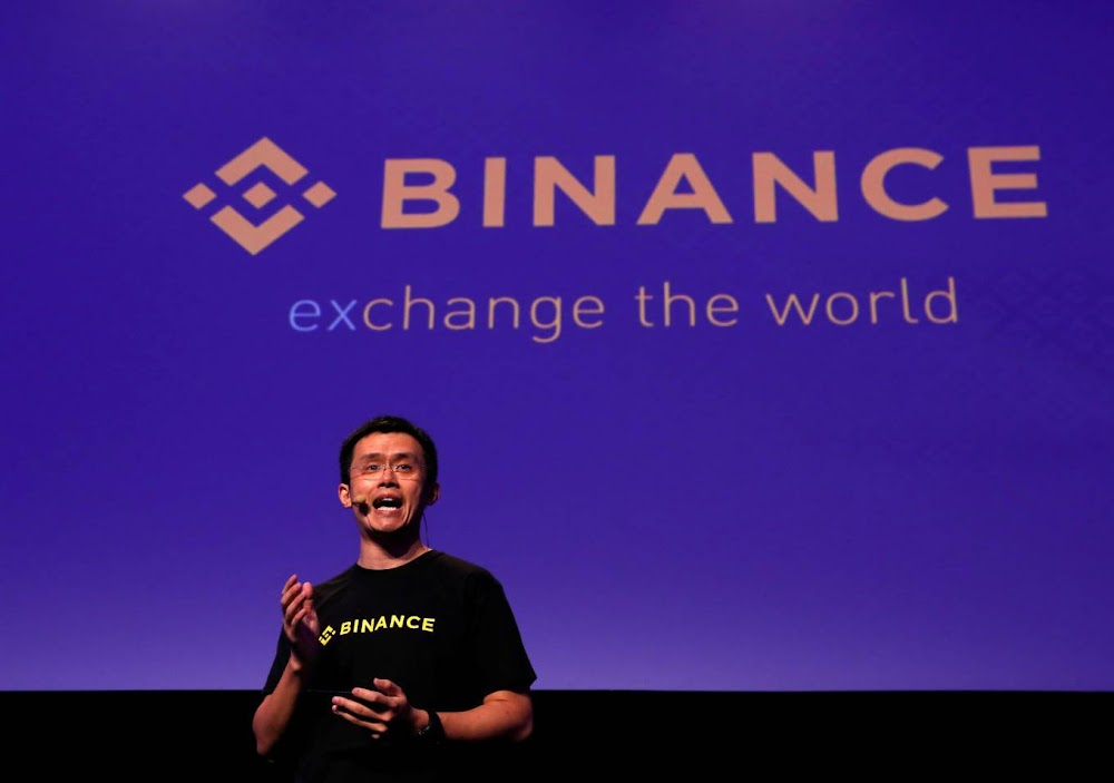 """Hackers stole $40 million"" said Binance, a cryptocurrency exchange"