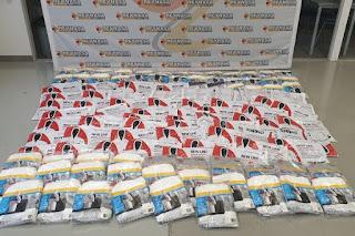 Reynasa dona material de uso sanitario al hospital de Alcalá para ayudar a combatir el coronavirus
