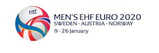 logo euro 2020 handball
