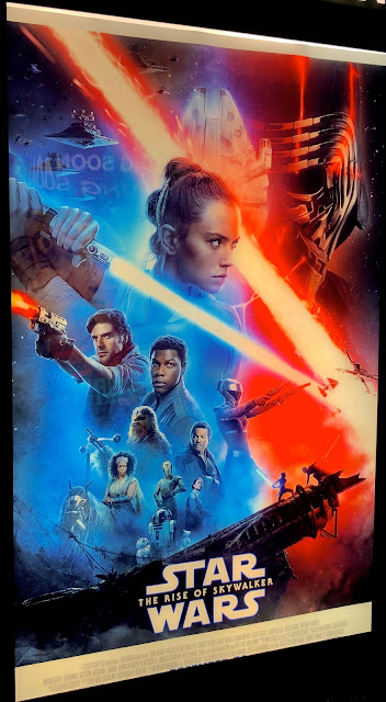 Star Wars The Rise Of Skywalker Movie Review December 2019 Blue Skies For Me Please