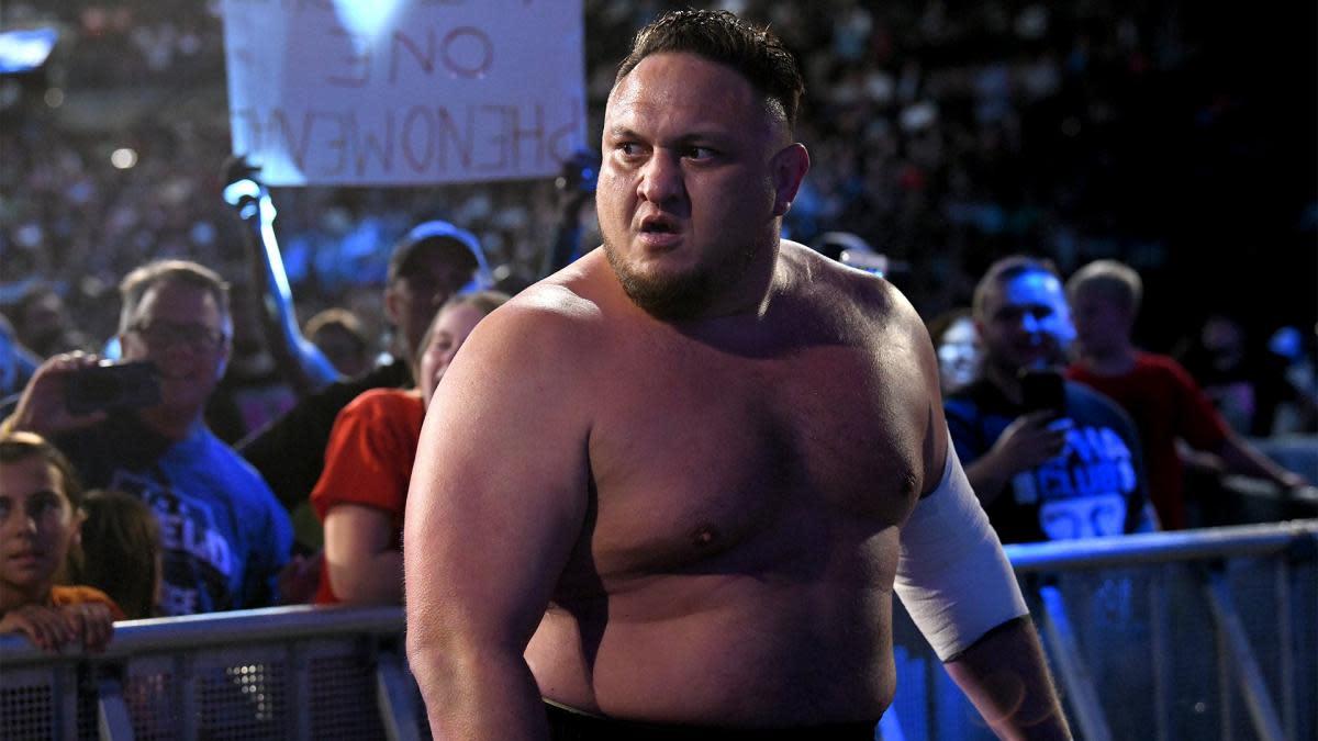 Eddie Kingston queria enfrentar Samoa Joe na AEW