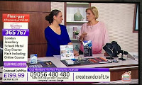 create-and-craft-tv-london-jewellery-school-anna-campbell-demonstration-silver-clay