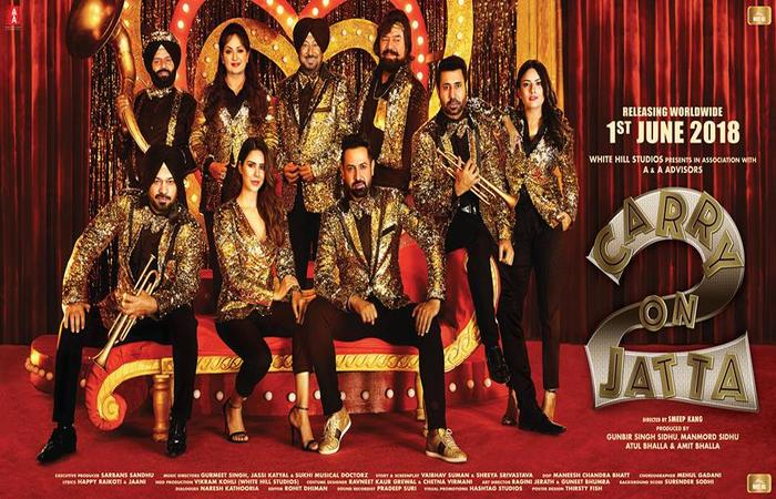 Carry On Jatta 2 First Look