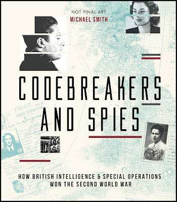 Codebreakers and Spies by Michael Smith book cover